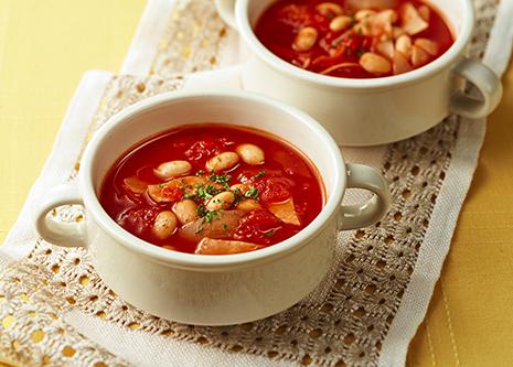 ホール トマト スープ
