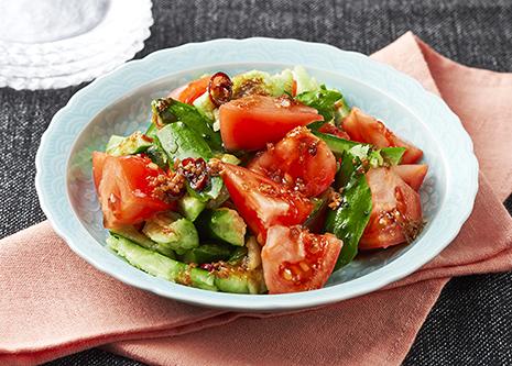中華 サラダ レシピ 人気
