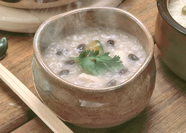 粥 レシピ 中華