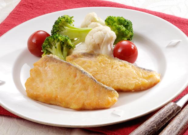 鮭のチーズピカタ (レシピNo.223...