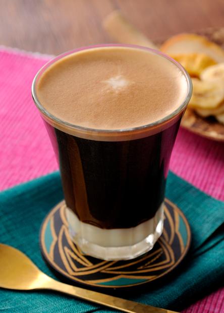 ブラックコーヒーアレンジ