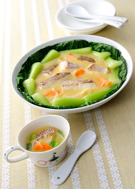 離乳食 チンゲン 菜