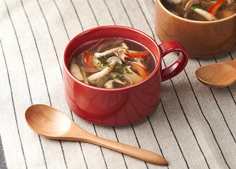 スープ きのこ 3種のきのこスープ 64g