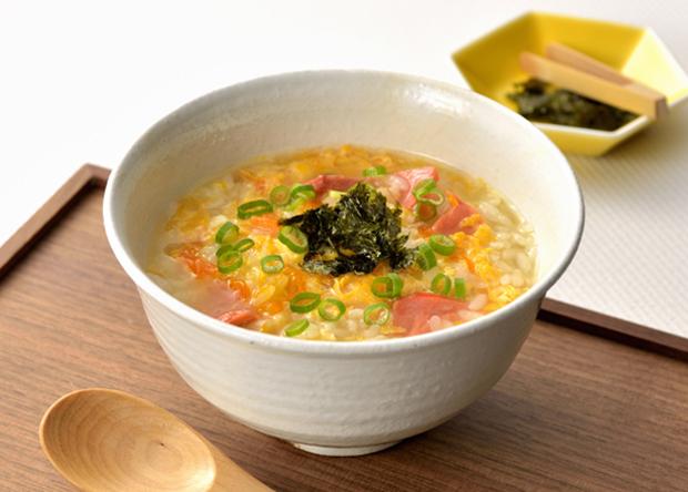 卵 雑炊 レシピ