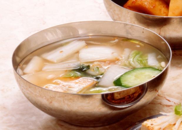 野菜の水キムチ (レシピNo.345)|ネスレ バランスレシピ