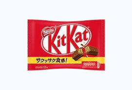 チョコレート(キットカット)