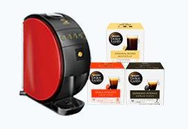 コーヒーマシン・カプセル